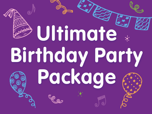 Ultimate Birhtday Party Package