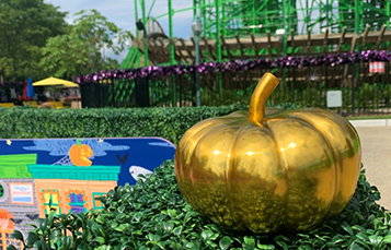 Golden Pumpkin Scavenger Hunt
