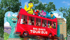 Big Bird Tour Bus
