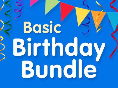 Basic Birthday Bundle