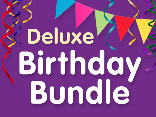 Deluxe Birthday Bundle