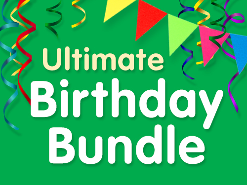 Ultimate Birthday Bundle